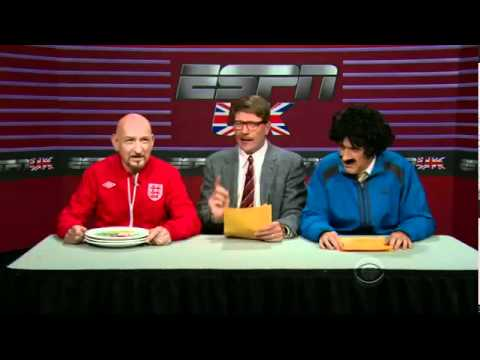 Craig Ferguson & Ben Kingsley - ESPN UK Sketch