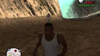 GTA San Andreas Loquendo Peleando contra el Yeti