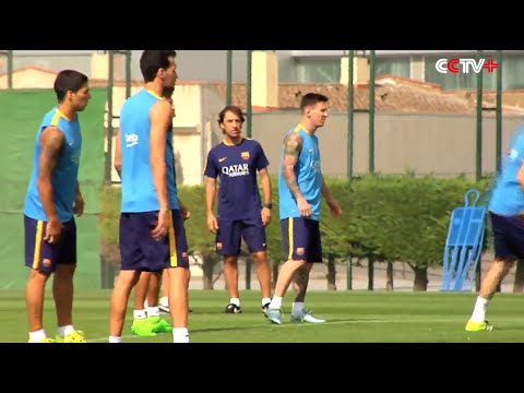 FC Barcelona Prepares for New Season under High Expectations