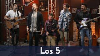 """Los 5 Perform """"Hey Maria"""""""