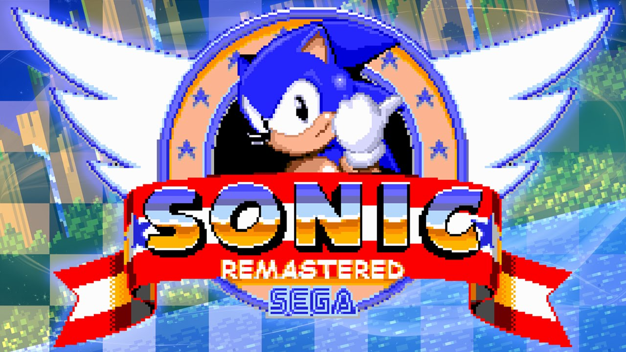 Sonic 1 remastered walkthrough youtube