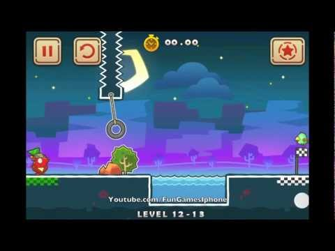Run roo Run chapter 12 Walkthrough 12-1 to 12-15 3 stars gameplay review app of the week apple store