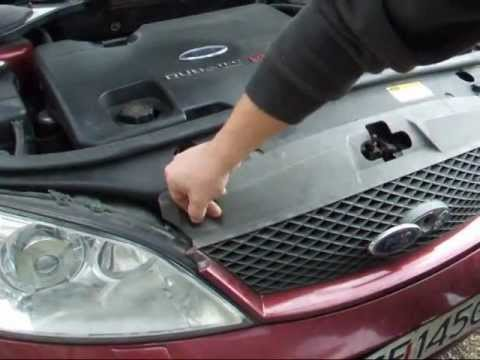 Ford Mondeo-Replacement xenon headlight bulb