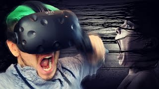 ANYBODY HOME? | Paranormal Activity VR (HTC Vive Virtual Reality)