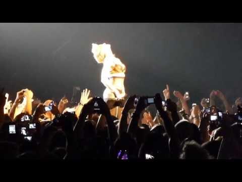 Madonna 17 Human Nature ( Edit ) MDNA Tour  Live 2012 HD 1080p...