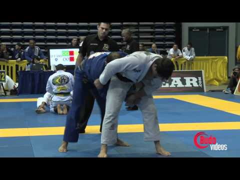 Pan Jiu Jitsu 2012 Open Weight semi fianals Gracie x Buchecha Faria x Carlos Jr Image 1