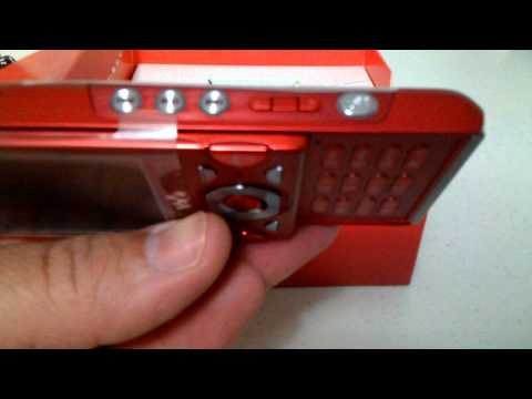 Video: Sony Ericsson W995a Unboxing Video - Phone in Stock at www.welectronics.com