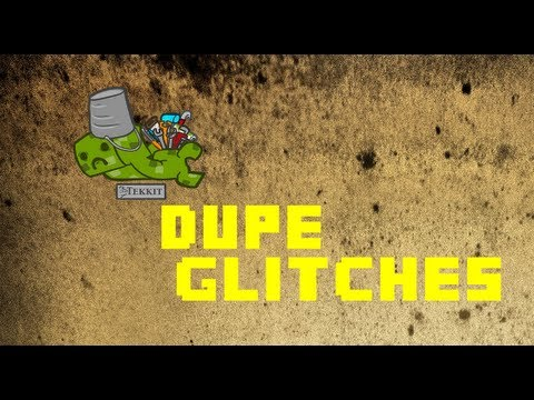 Tekkit Duplication Glitches - Tekkit 3.1.2