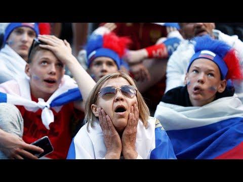 Поражение России и матч дня // Настоящий футбол // 26.06.18 // Прямая трансляция