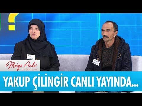 Yakup Çilingir canlı yayında - Müge Anlı İle Tatlı Sert 18 Aralık