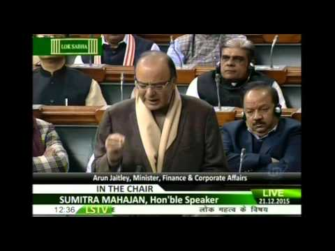 All allegations are baseless & devoid of truth: Arun Jaitley's statement on DDCA issue in Parliament