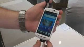 Sony Ericsson Xperia Neo V Hands-On