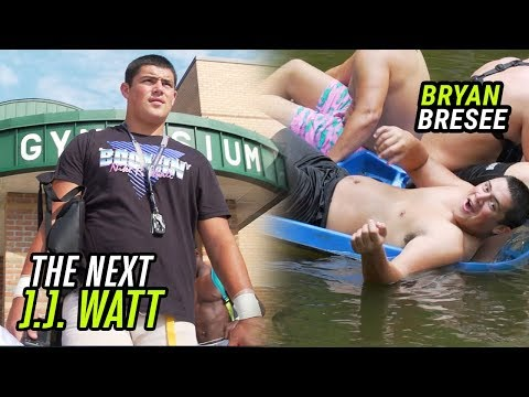 """""""Being The #1 Recruit Puts A Target On Your Back."""" Bryan Bresee Is The NEXT J.J. WATT 😤"""