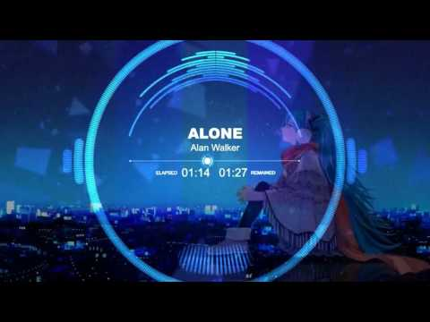 「3DMusic」Alan Walker→ Alone (Must Use Headphones To Enjoy)♪