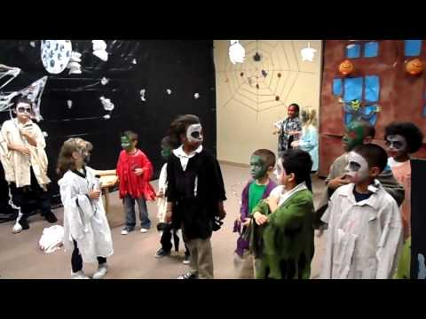 Monster Mash - Performed by School Age - Kiddie Academy of San Jose
