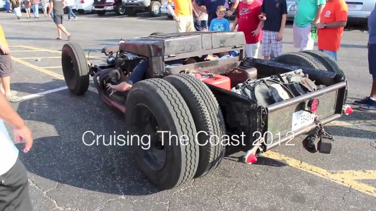 Rat Rod Dually Vs Redneck Dually Vs Hillbilly Limo Vs