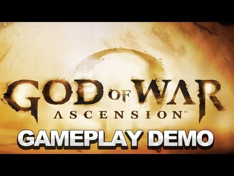 God of War: Ascension Gameplay Demo - Sony E3 2012 Press Conference