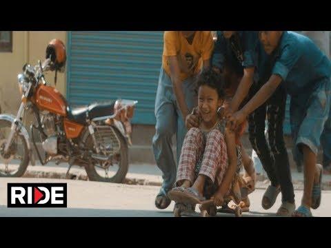 Skateboarding in Nepal - Kabita's Story