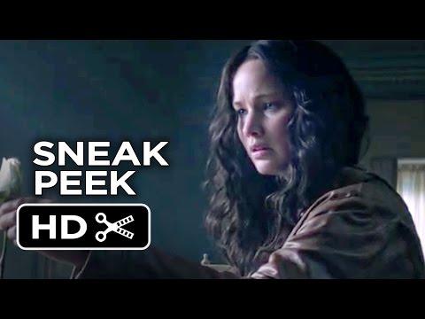 The Hunger Games: Mockingjay - Part 1 Trailer Sneak Peek (2014) - THG Movie HD