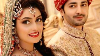 Aiza Khaan(ayeza) wedding album, beautiful photo collection