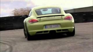 Porsche to Present Cayman R at L.A. Auto Show
