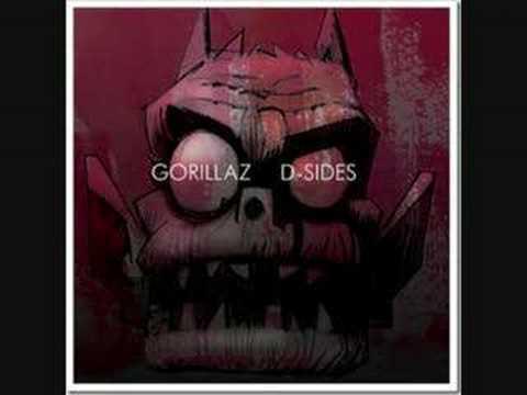 Gorillaz-Hong Kong
