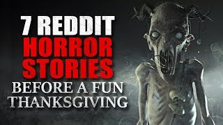 7 REDDIT HORROR STORIES To Listen To Before A Fun Thanksgiving
