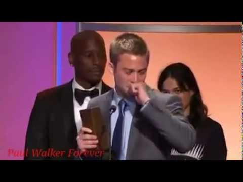 Paul Walker honored - ‎Noble Awards 2015‬