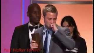 Paul Walker honored - u200eNoble Awards 2015u202c