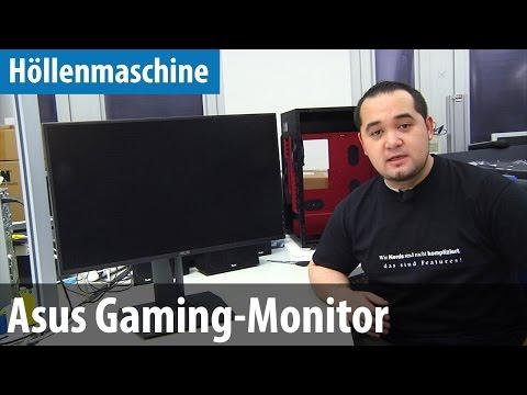 Höllenmaschine 6 - Gaming-Monitor Asus ROG Swift PG278Q | deutsch...