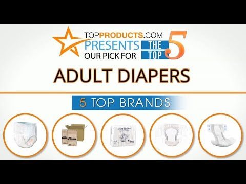 Best Adult Diaper Reviews 2017 – How to Choose the Best Adult Diaper