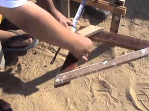 Construcción I, Trazado de la obra, III-