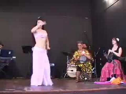 Shabnam's Drum Solo