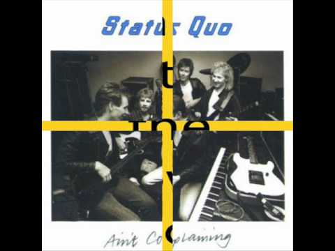 status quo everytime i think of you (aint complaining).wmv