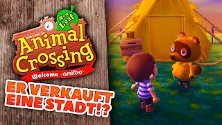 Er VERKAUFT eine STADT?! 🌳 01 • Let's Play Animal Crossing New Leaf [Staffel 6]