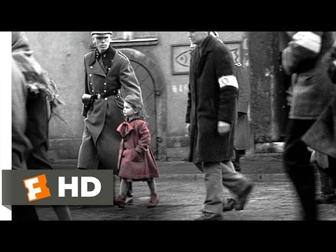 The Girl in Red - Schindler