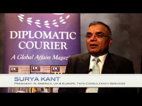 Surya Kant of Tata Consultancy Services: The Skill That's Highest in Demand, Lowest in Supply