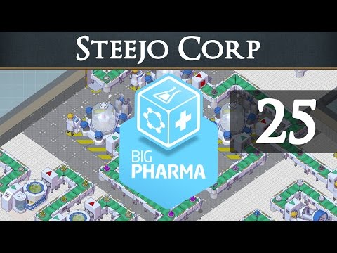 Let's Play Big Pharma Part 25