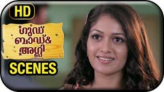 Good Bad & Ugly - Good Bad Ugly - Basil meets Meghna Raj in restaurant