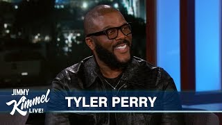 Tyler Perry on Celebrity Packed Studio Opening & Turning 50