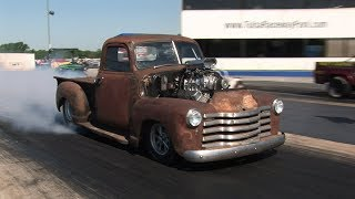 Best of TRUCKS DRAG RACING in HD - Part 1