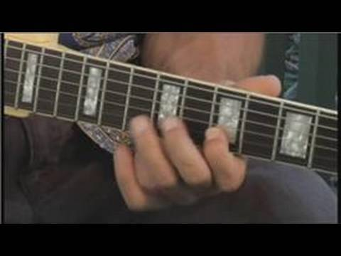 How To Play The B Minor Pentatonic Blues Scale On Guitar : How To Play Scales On The Guitar 3