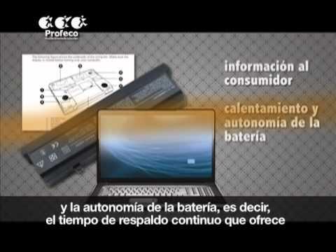 Estudio de Calidad de Computadoras portátiles y tabletas  [Revista del Consumidor TV 35.1]