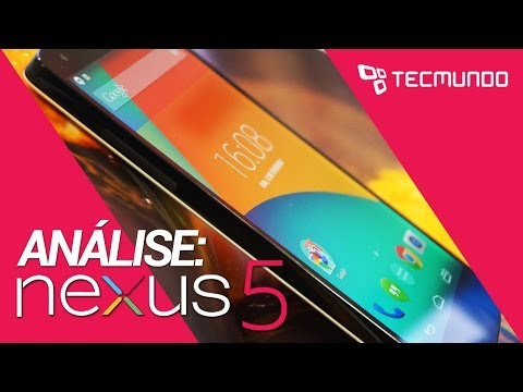 LG Nexus 5 [Análise de Produto] - TecMundo
