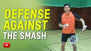 Badminton Tips - Defense against the Smash - Coach Andy Chong