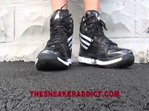 adidas adizero Ghost Josh Smith Sneaker Review w/ @DjDelz