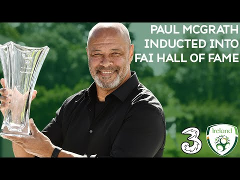 2019 FAI Hall of Fame | Paul McGrath