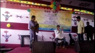 Jomoj 2 parody at rag day of 10th batch Btx NUB