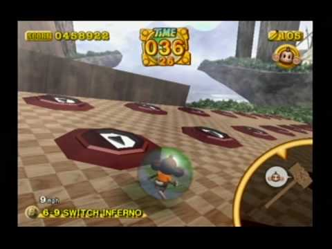 Gamecube Monkey Ball Super Monkey Ball 2 Gamecube