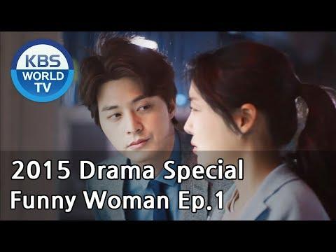 Download  Funny Woman   웃기는 여자 Ep.1  2015 Drama  Special / ENG / 2015.04.03 Gratis, download lagu terbaru